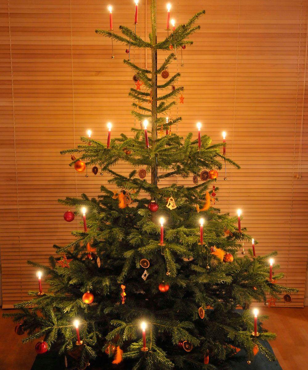 Christmas Tree Decorations Germany
