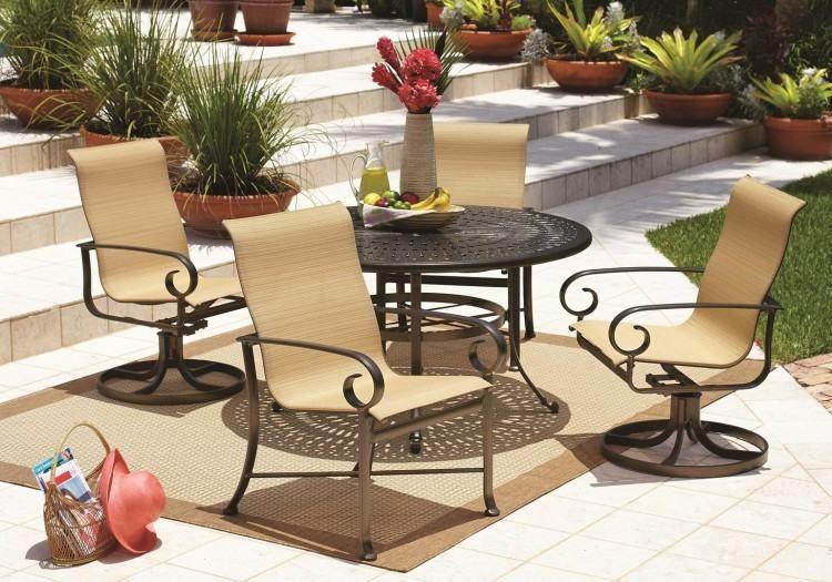 Cast Aluminum Dining Set Fortunoff Backyard Elegant Outdoor Furniture Porch Furniture Diy Patio Furniture