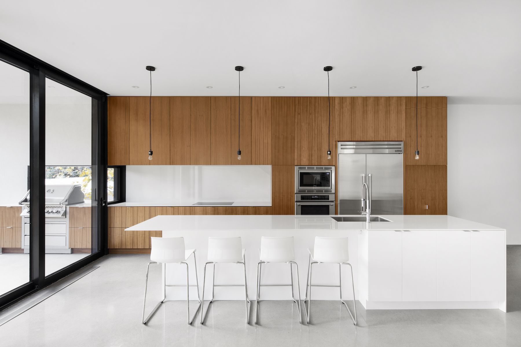 St avenue residence kitchens kitchen dining and interiors
