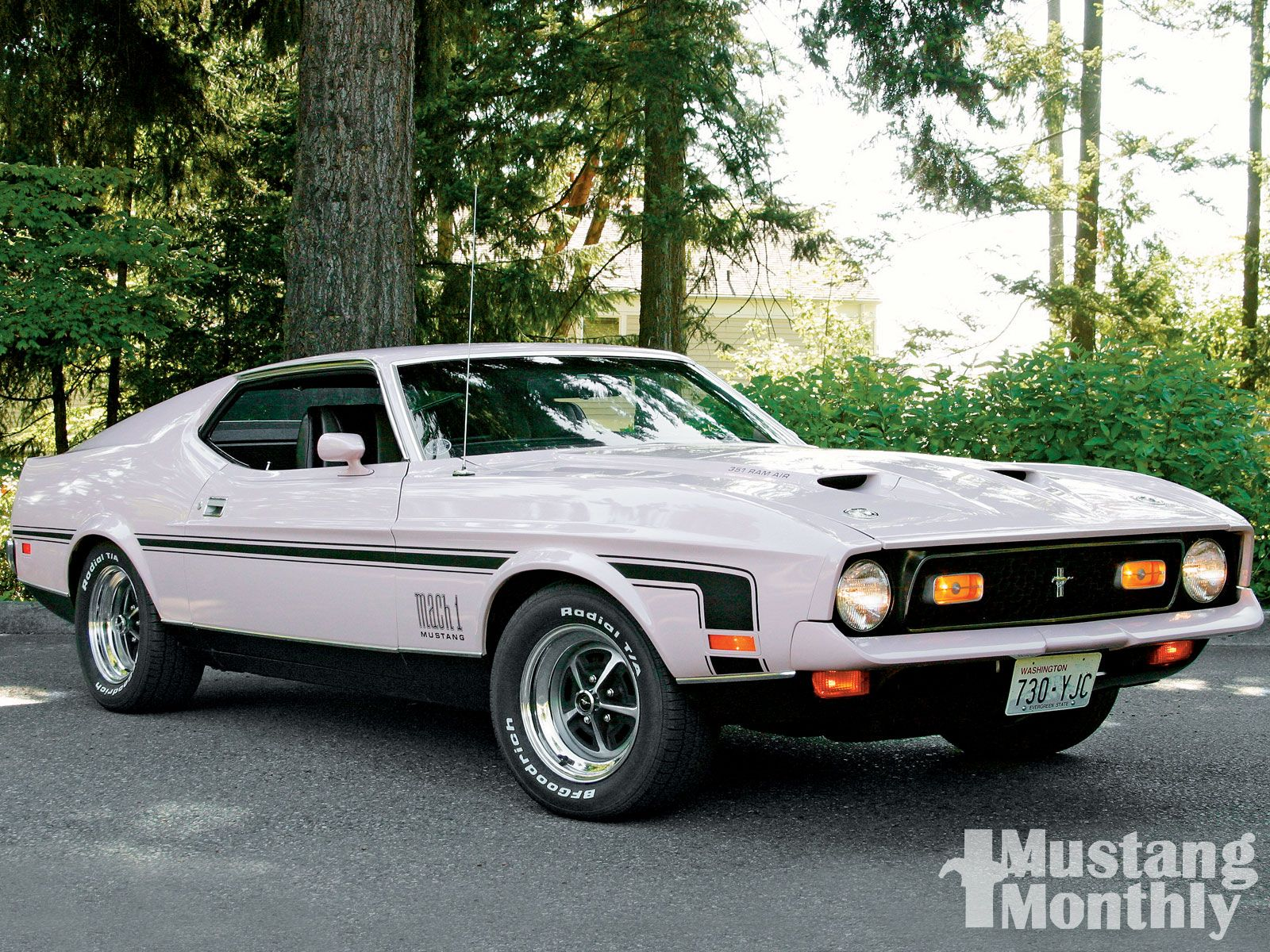 71 mustang mach 1 re pin brought to you by agents at houseofinsurance eugene oregon for carinsurance