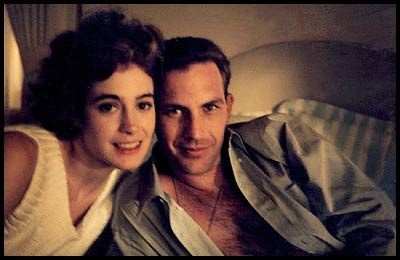 kevin costner and sean young in the 80 39 s 80 39 s crush. Black Bedroom Furniture Sets. Home Design Ideas