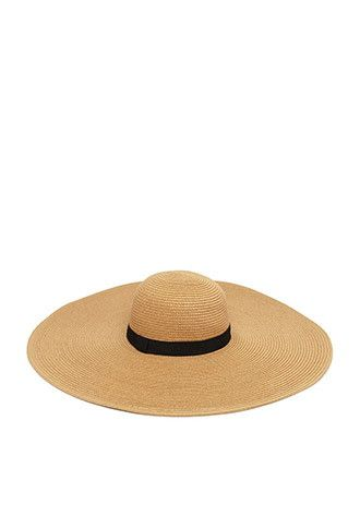 6c30bd1b Wide Brim Floppy Hat | Forever 21 | pretties | Hats, Summer hats ...