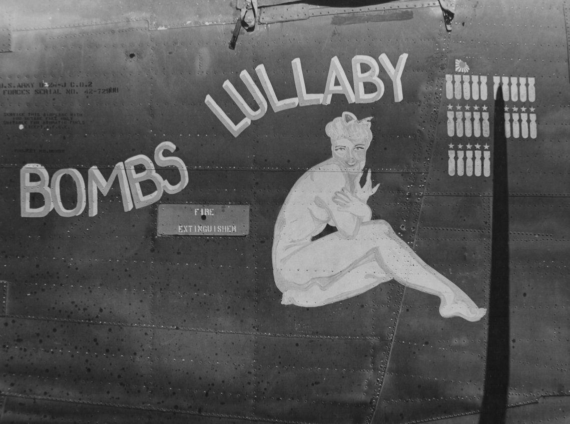 B-24, Bombs Lullaby