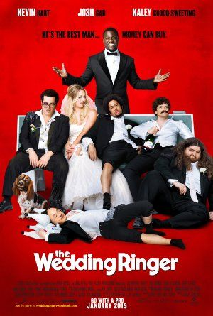 Movies The Wedding Ringer - 2015
