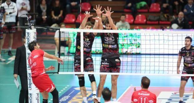 #Superlega Volley - Fotogallery di Piacenza-Perugia. Scatti di Elena Zanutto - Schiacciamisto5.it