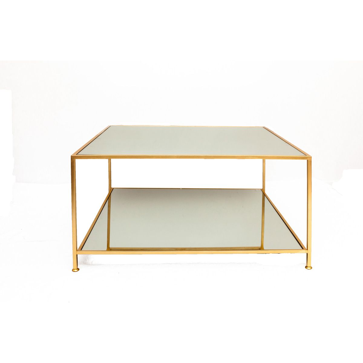 - Big Square Table (With Images) Square Mirrored Coffee Table