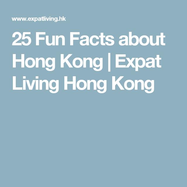 25 Fun Facts about Hong Kong | Expat Living Hong Kong