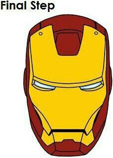 Draw Iron Man Iron Man Drawing Iron Man Painting Iron Man Art