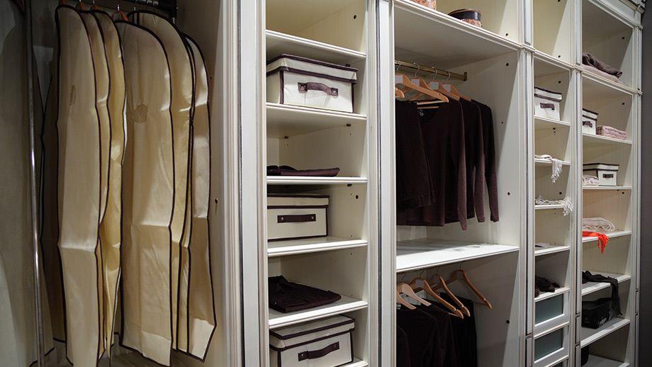Ordnung Im Kleiderschrank Richtig Einraumen Ist Das Halbe Leben