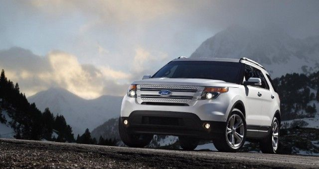 Your Award Winning Domestic Manufacturer Ford Ford Explorer 2012 Ford Explorer 2011 Ford Explorer