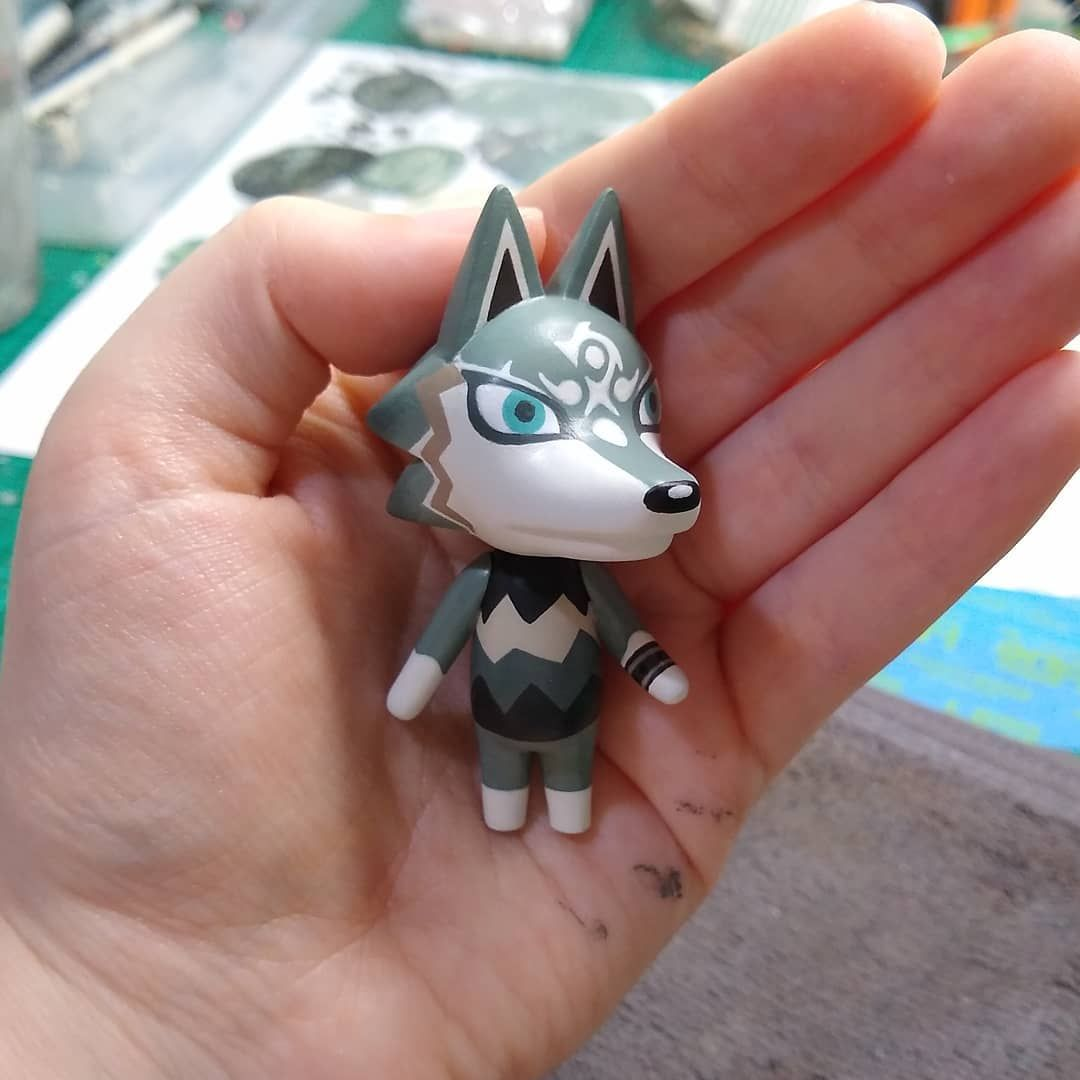 14++ Animal crossing new leaf wolf images