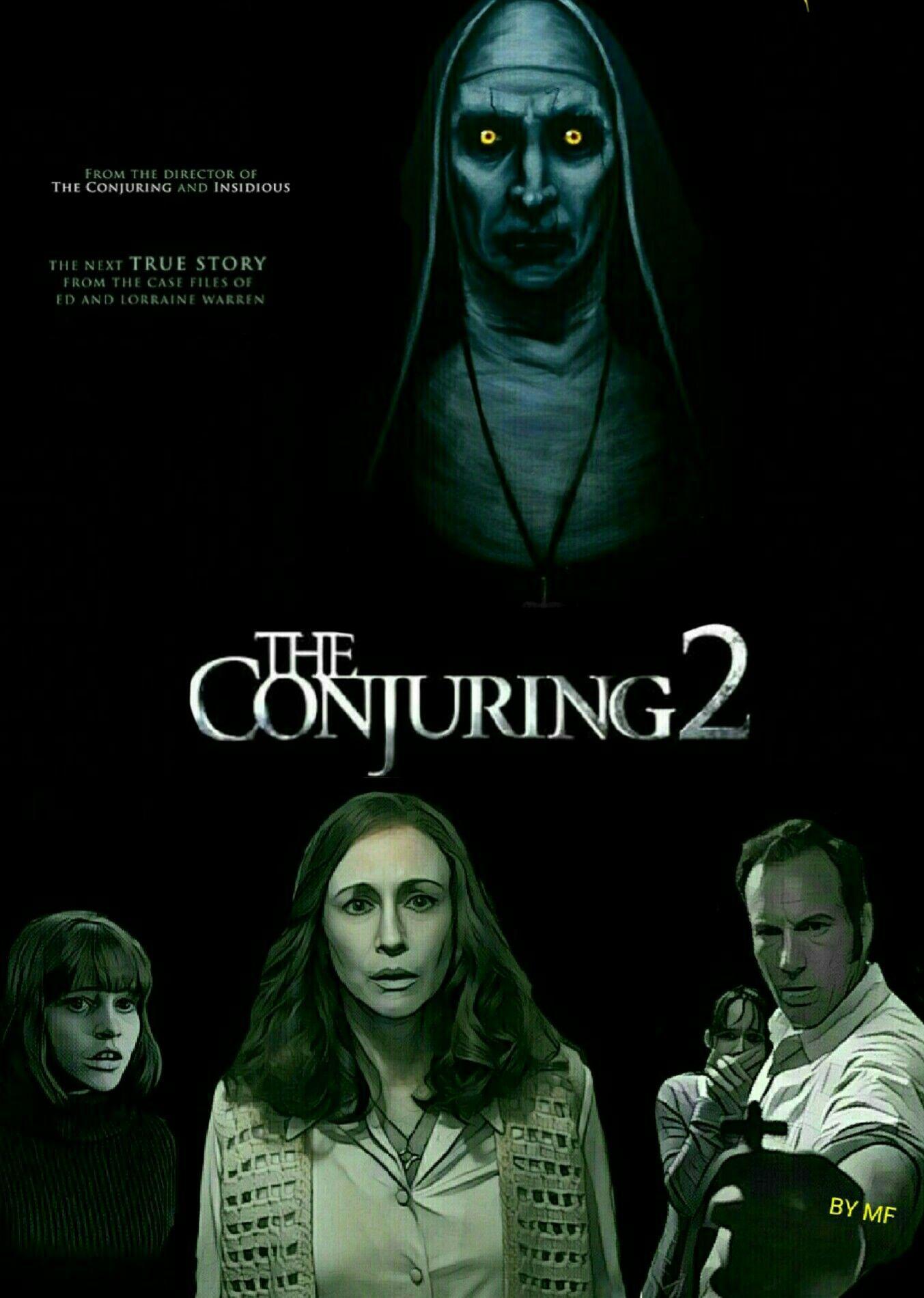 The Conjuring 2 Horror Movie Filmes De Terror Melhores Filmes