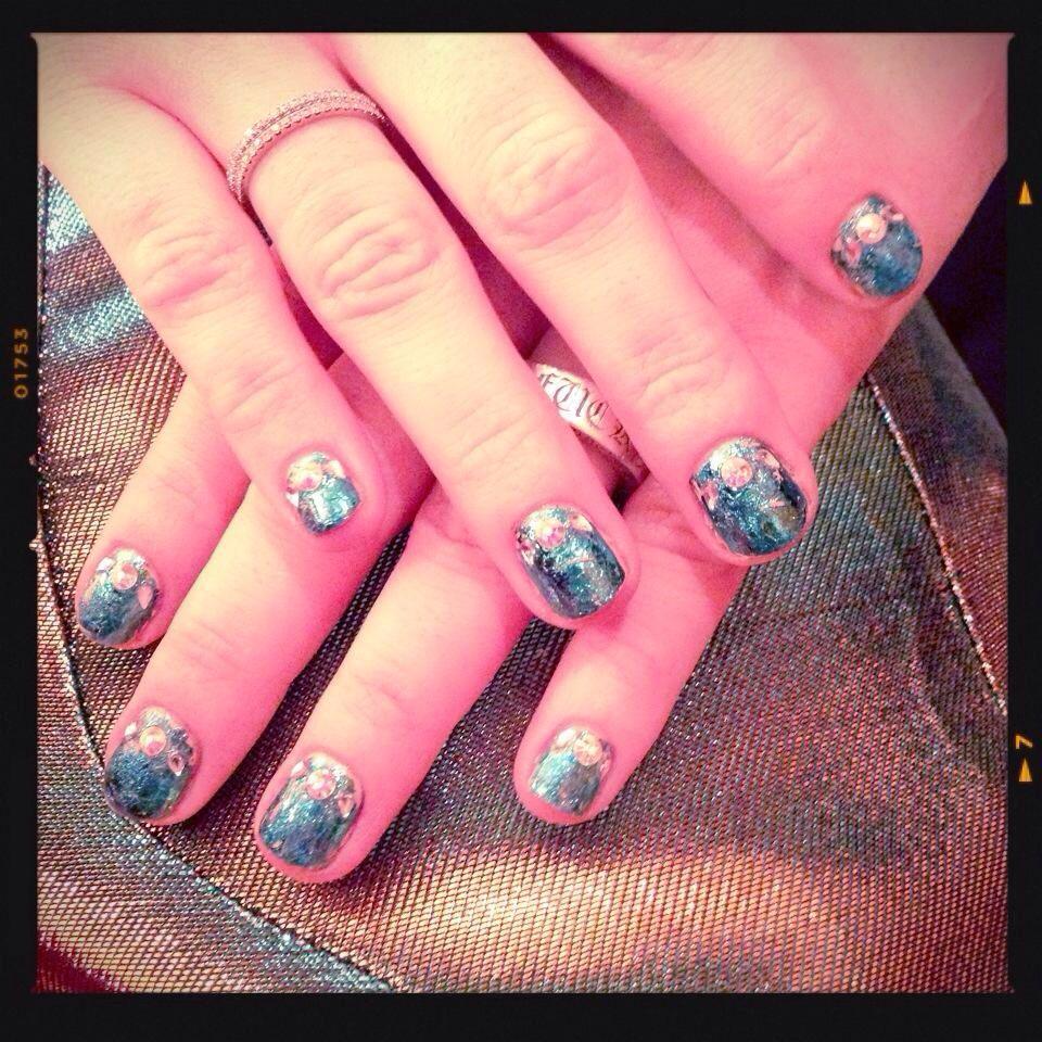Demi lovato nails   Nails   Pinterest