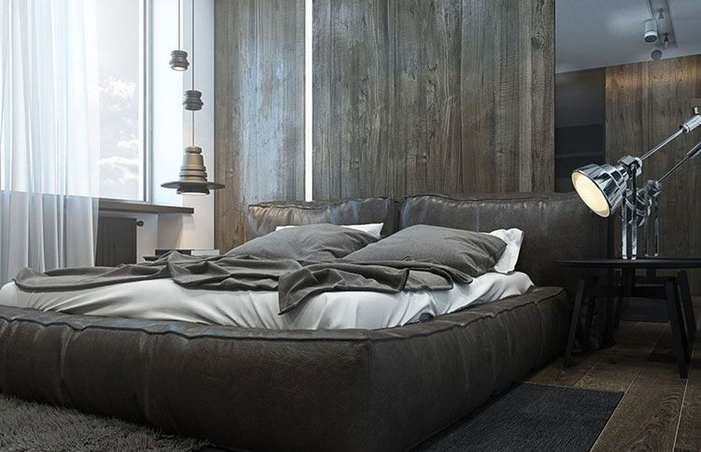 Simple Bedroom Design Ideas For Men 32 Simple Bedroom Design Traditional Bedroom Design Bedroom Design Simple mens bedroom ideas