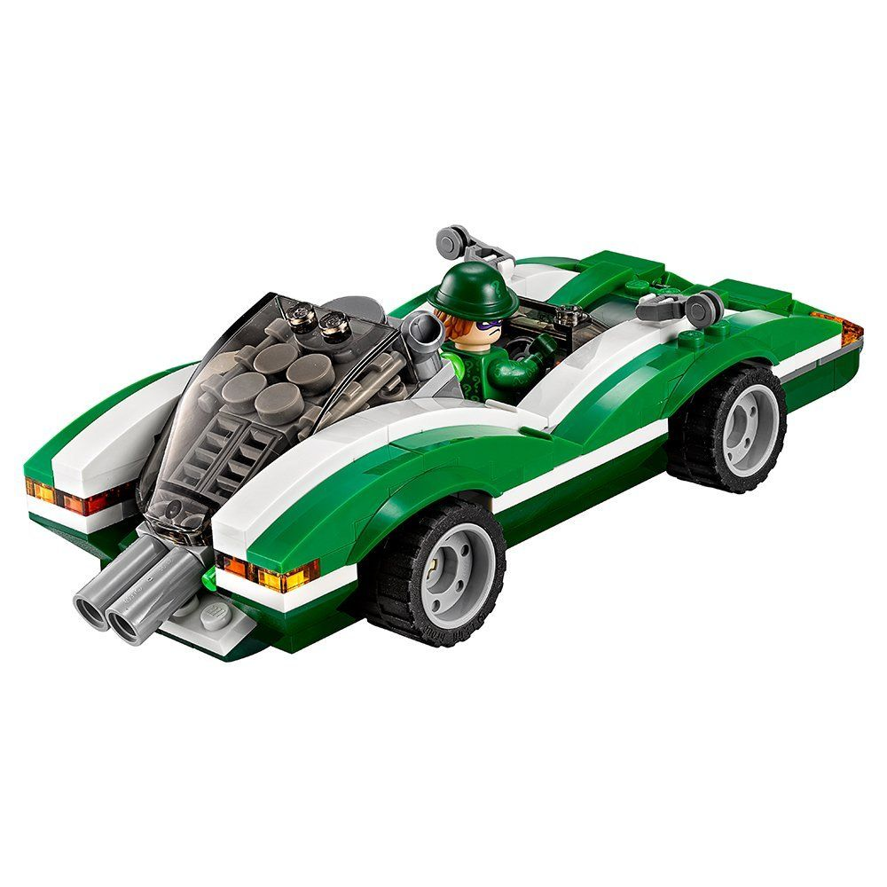 LEGO Batman Movie The Riddler Riddle Racer 70903 ** Check