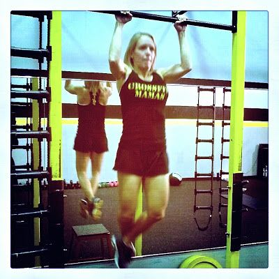 CrossFit  workouts for at home.