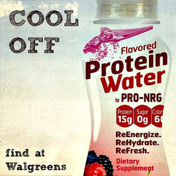 Cool off with PROTEIN WATER!  15 g of protein and no sugar!  #teamPRONRG #Protein #fitlife #fitfam #Protein #fitlife #teamPRONRG #ProteinUp #instagood #doMogul #sharktank #entrepreneur #EntrepreneurLife #RiseandGrind #GetThirsty #ProteinWater #HighProtein #Hydrate #fitfam #drinkclean #eatclean #health #healthydrink #snack #IGfitness #eatforabs #drinkforabs #lifestyle #fuelyourambition #nolimits #regretfree #wednesday #fitmotivation #cleaneats #nom #healthybeverage
