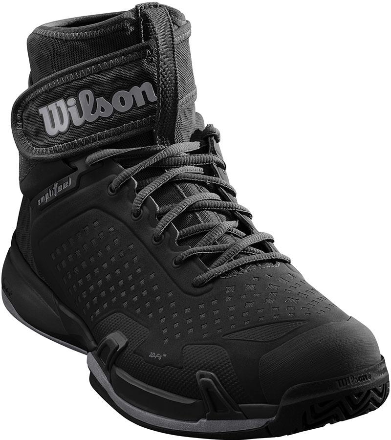 Buty Tenisowe Wilson Amplifeel Clay Court Black Black Ebony Sklep Tenisowy Strefa Tenisa Black Tennis Shoes Mens Tennis Shoes Tennis Shoes