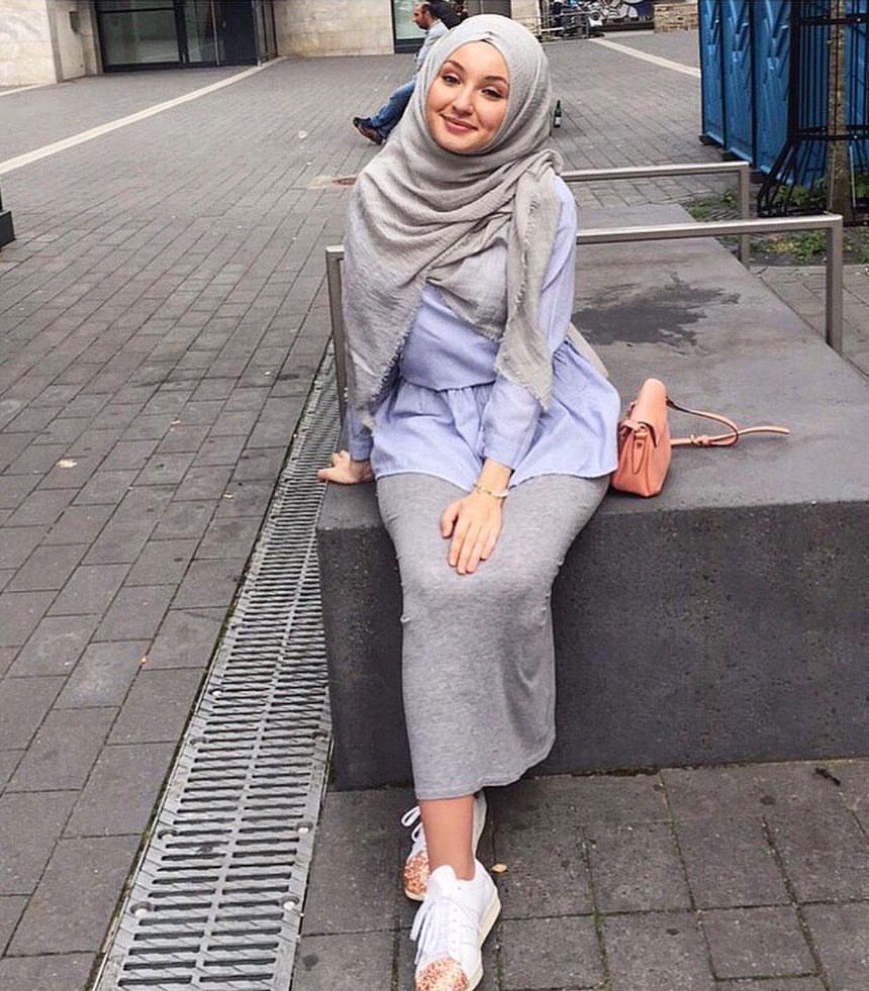 Pinterest @adarkurdish | Hijab+Skirt | Pinterest | Hijab Outfit Hijabs And Muslim Fashion