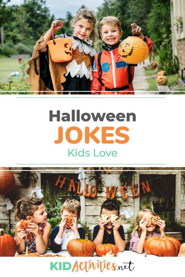 25 Funny Halloween Jokes for Kids Jokes for kids