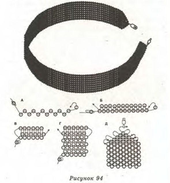 чокер своими руками схема картинка внесение изменений электрическую
