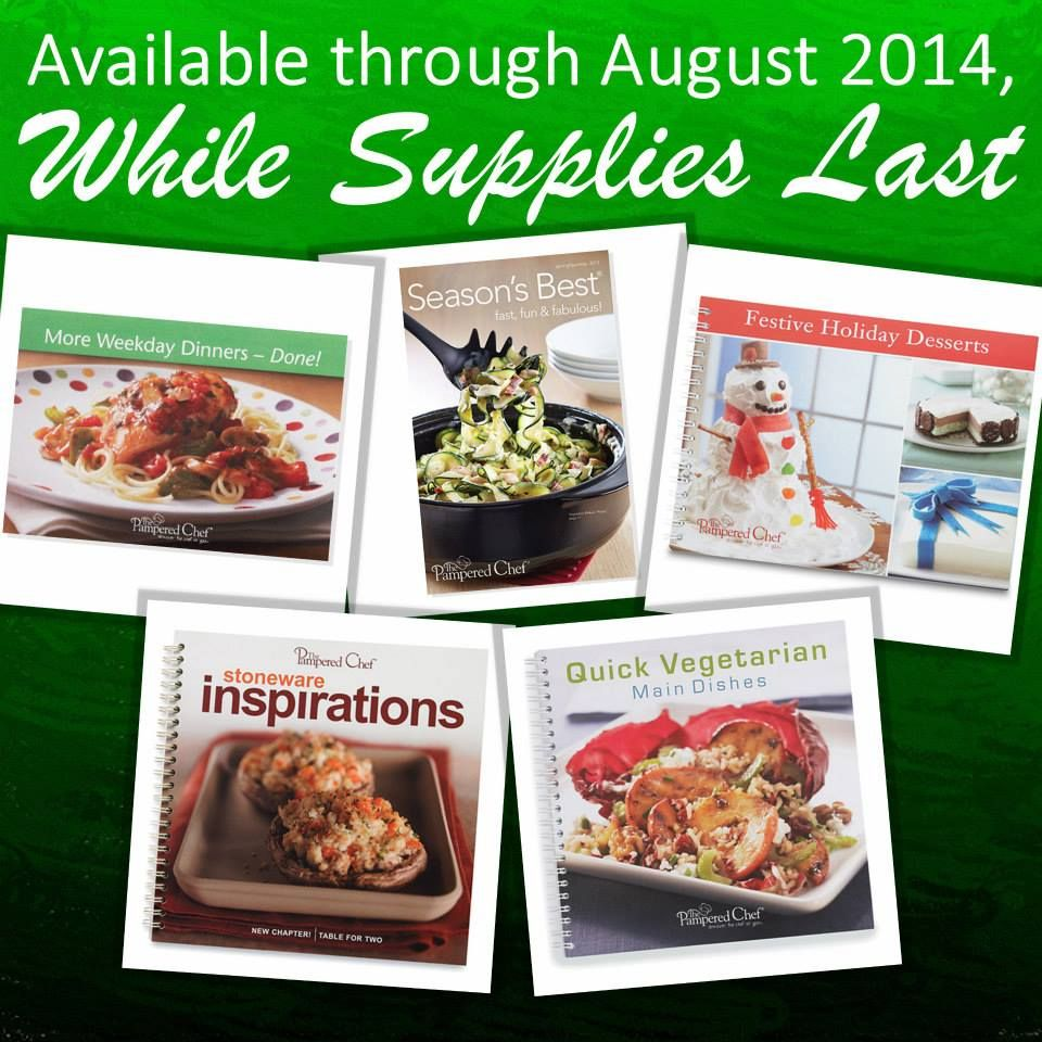 Pampered Chef Discontinuing These Items While Supplies