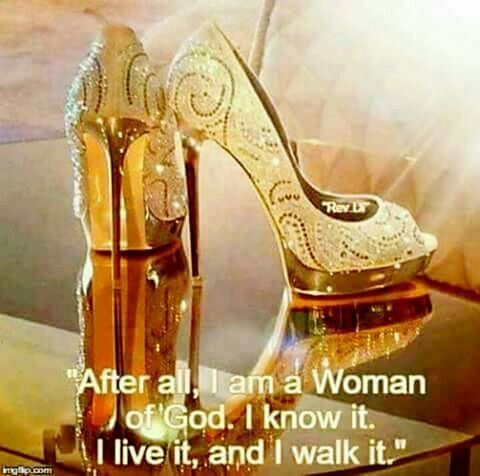 We àre women of God!! Praise His Holy name!!! Willine ...