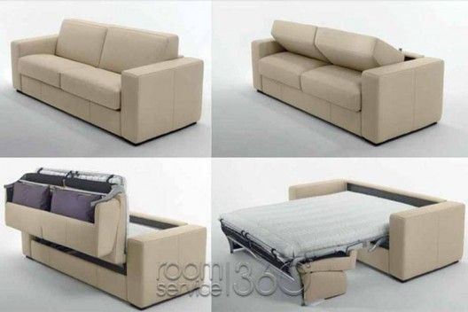 Superb Capri Sleeper Sofa By Gamma Arredamenti Turns Into A Queen Gmtry Best Dining Table And Chair Ideas Images Gmtryco