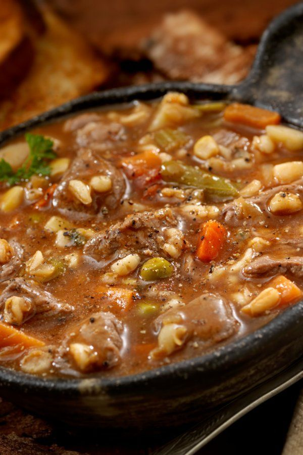 Photo of Hearty wine pot with beef and vegetables