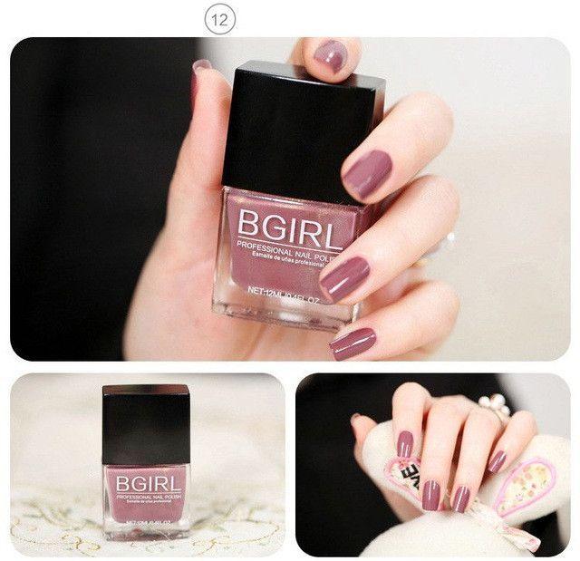 Holographic Nail Polish Variety Color Nail Polish Diy Nail Art Manicure Tools Vernis A Ongle Nagellak #1001