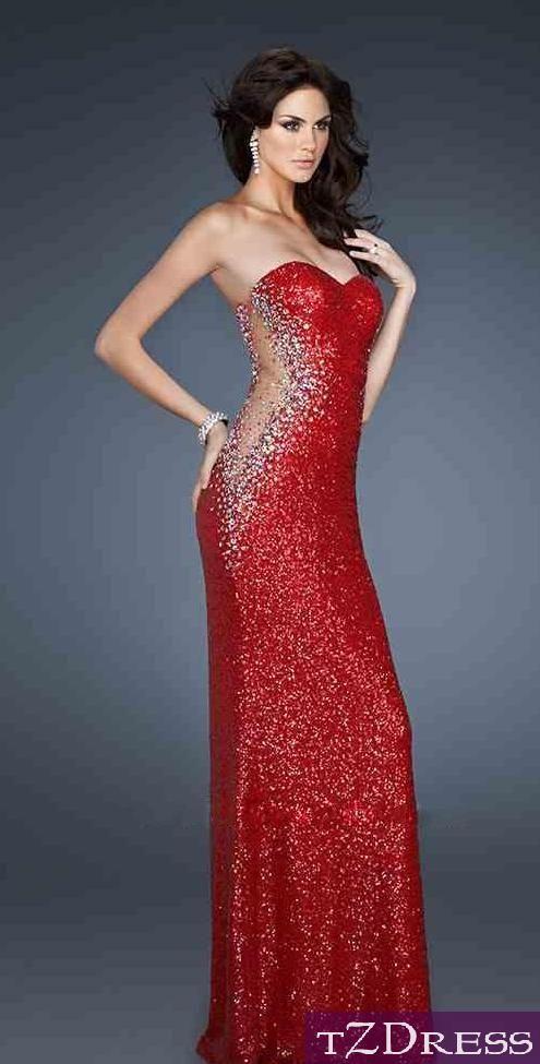 La Femme 18605 Red Pinterest Jessica Rabbit Dress Jessica