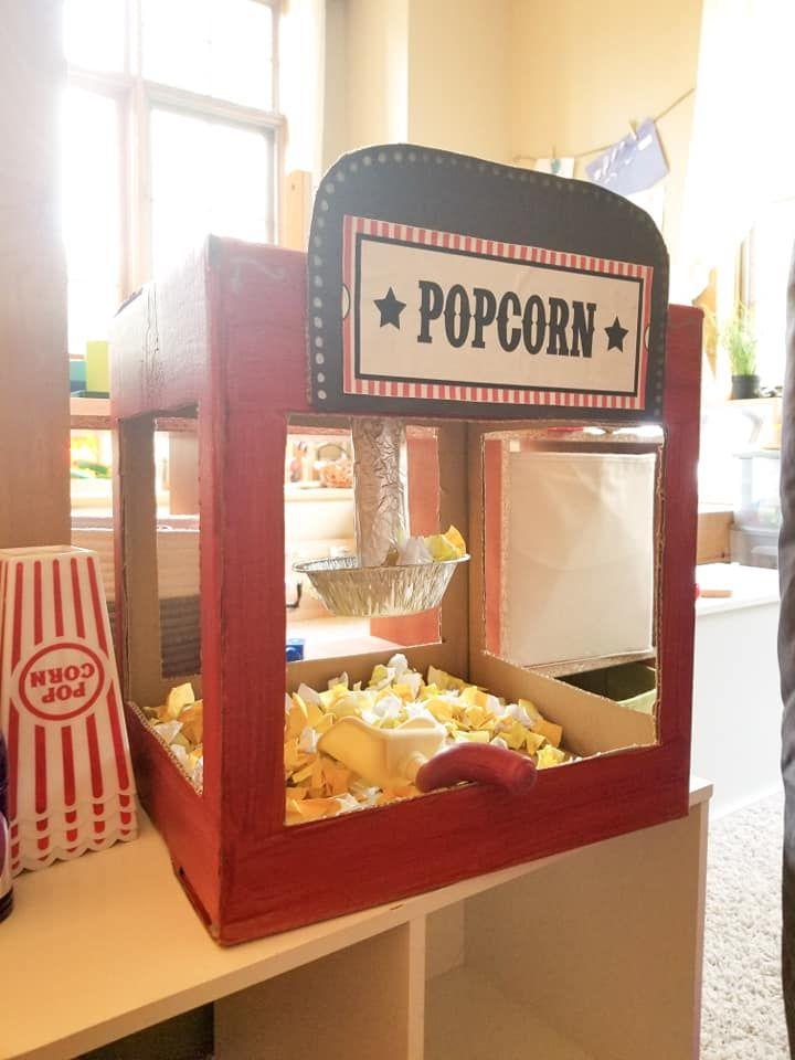 Movie Theater Dramatic Play Pack – Pre-K Printable Fun