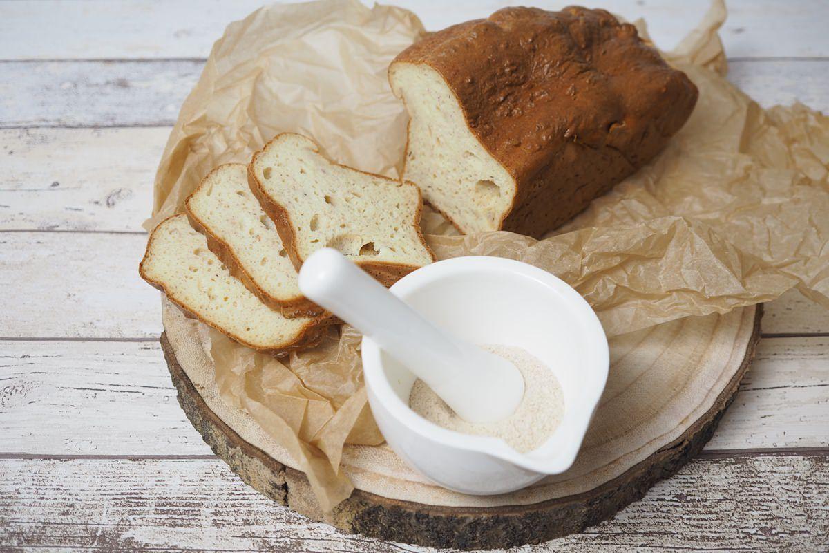 Brot Fur Die Strenge Phase Der Hcg Diat Eiweissbrot Rezept Hcg