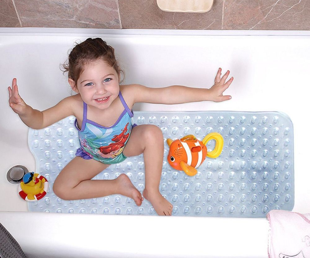 High Quality 40 100cm Pvc Large Bathtub Non Slip Bath Mats With