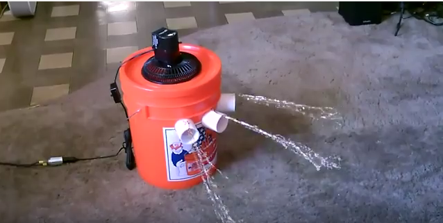 How To Make A 454 Homemade Air Conditioner For About 15