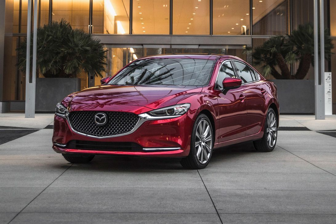 2019 Mazda6, CX-9 nab Top Safety Pick Plus awards -- with a catch