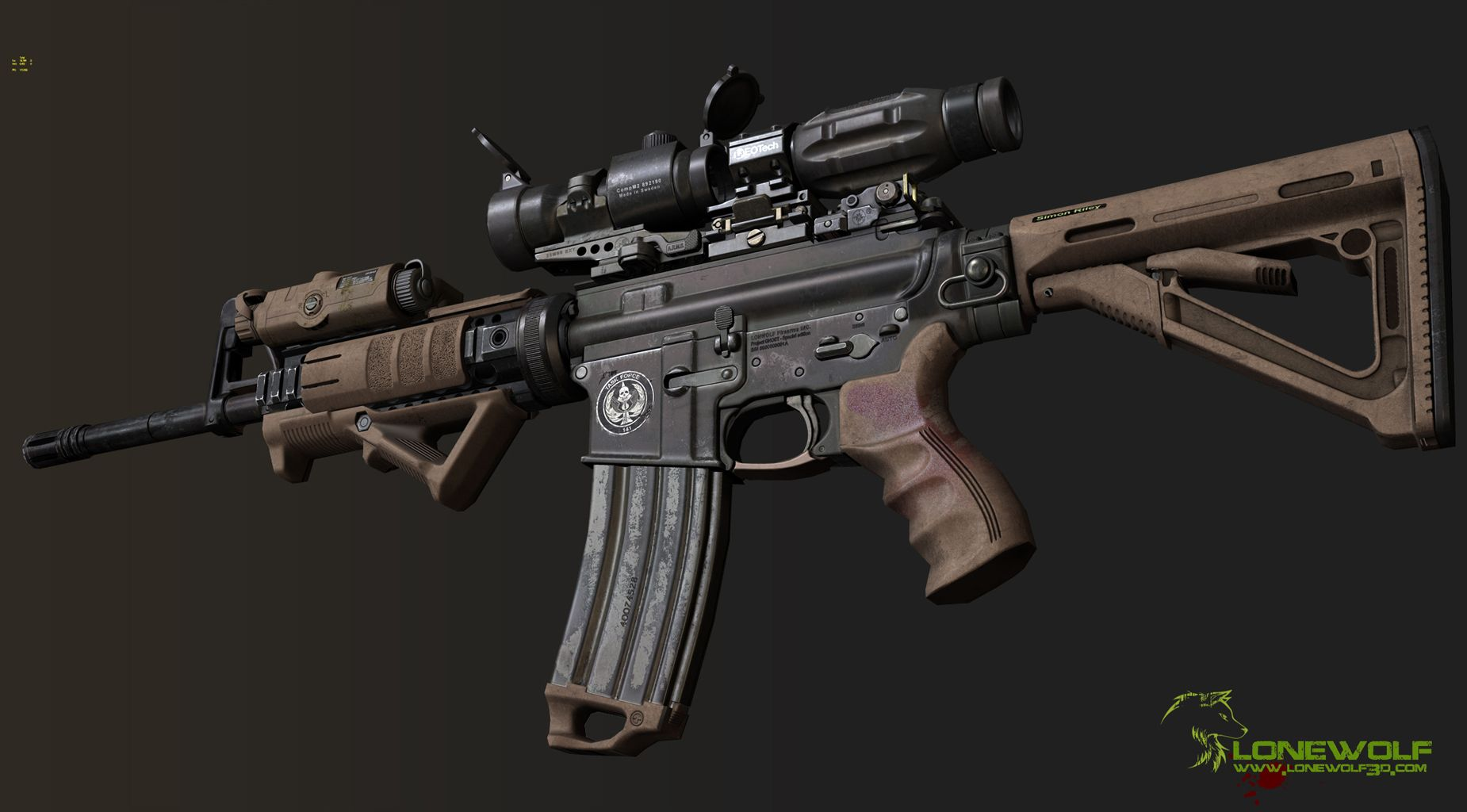 M4 Call of Duty Ghost | Weapons | Pinterest | Weapons ...