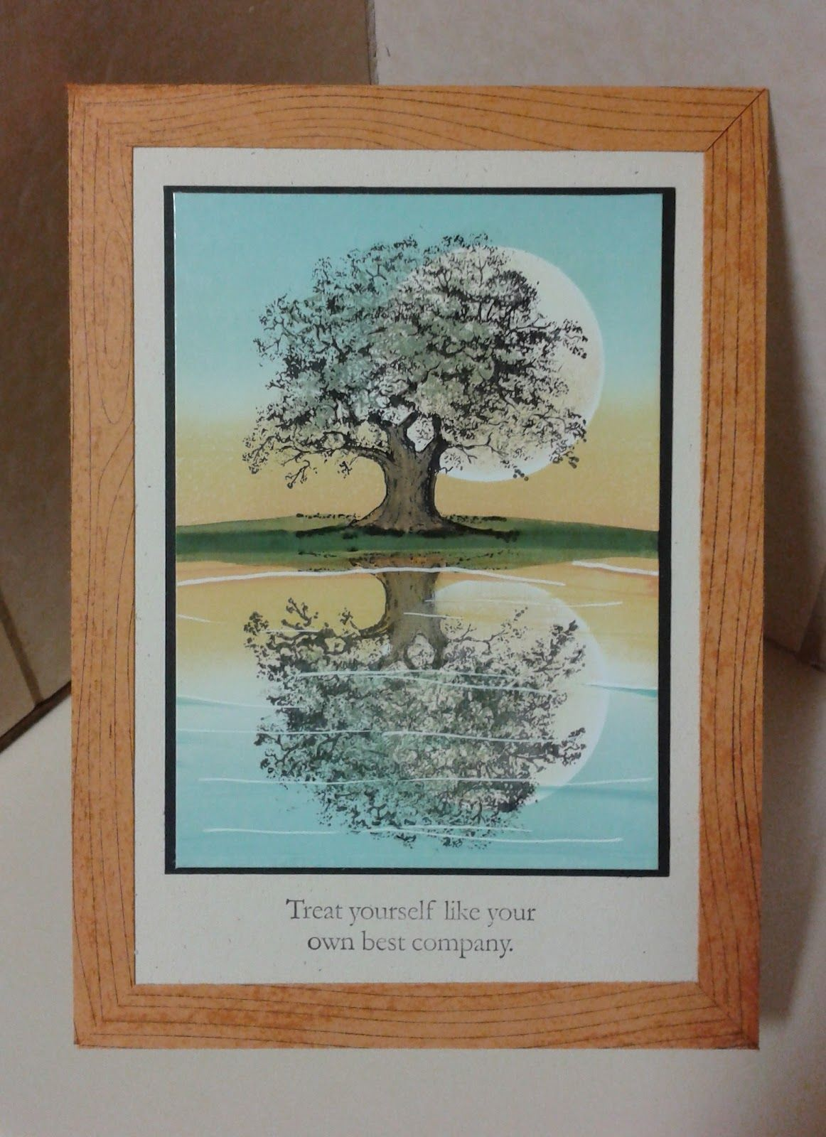 Beautiful Reflection Card Stamping Up Cards Greeting Cards