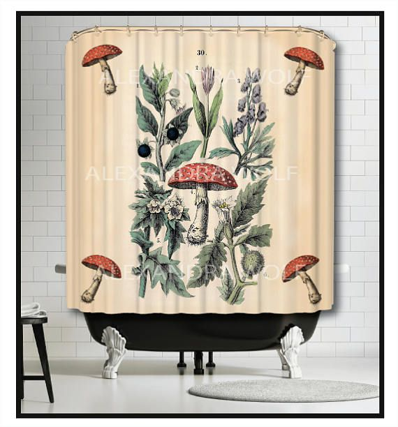 Your Shower Curtain Will Not Have The Words X2f Watermark On