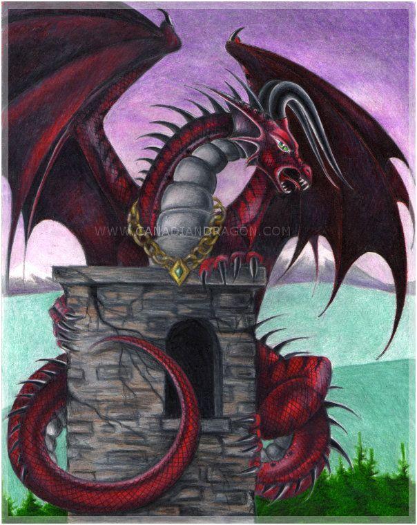 Фото драконов на открыток, сделать