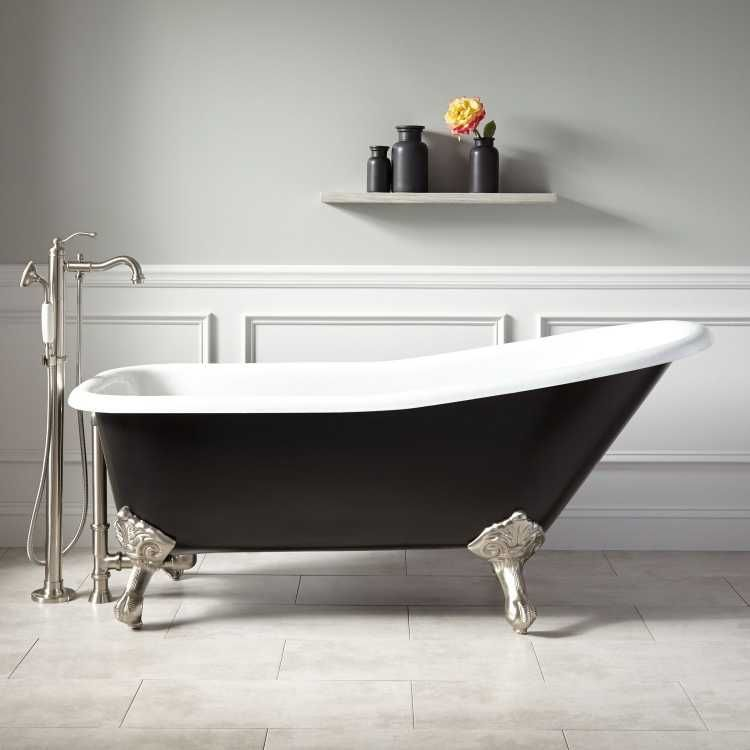 About Vintage Cast Iron Bathtubs For Sale With Images Bathtubs