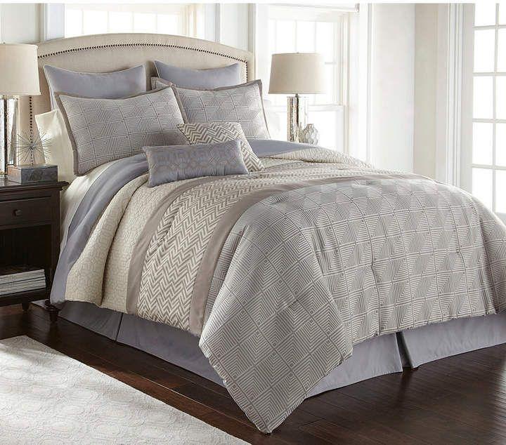 Nanshing Hardford 12 Pc Queen Comforter Set Bedding Comforter Sets Clearance Bedding Bedding Sets