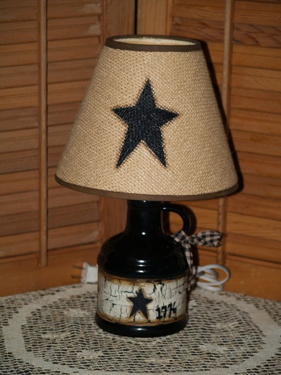 Primitive star Lamps Choose colors Pairs by ...