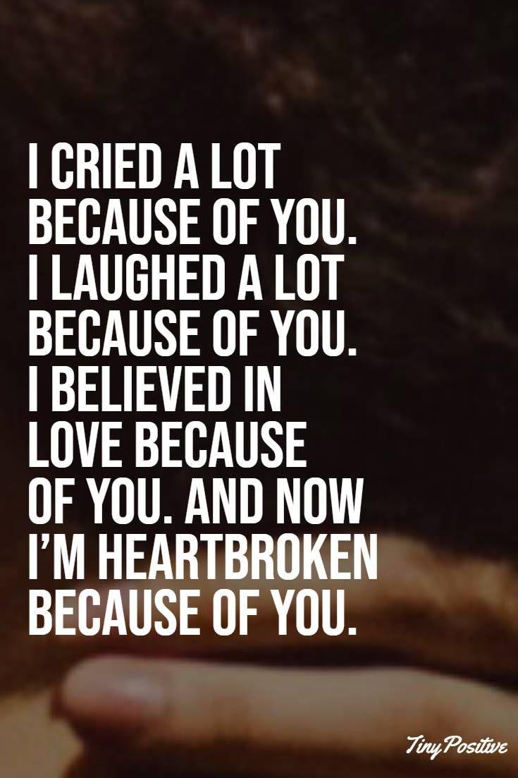 112 Broken Heart Quotes And Heartbroken Sayings