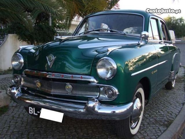 Vauxhall Cresta 2300cc 1955
