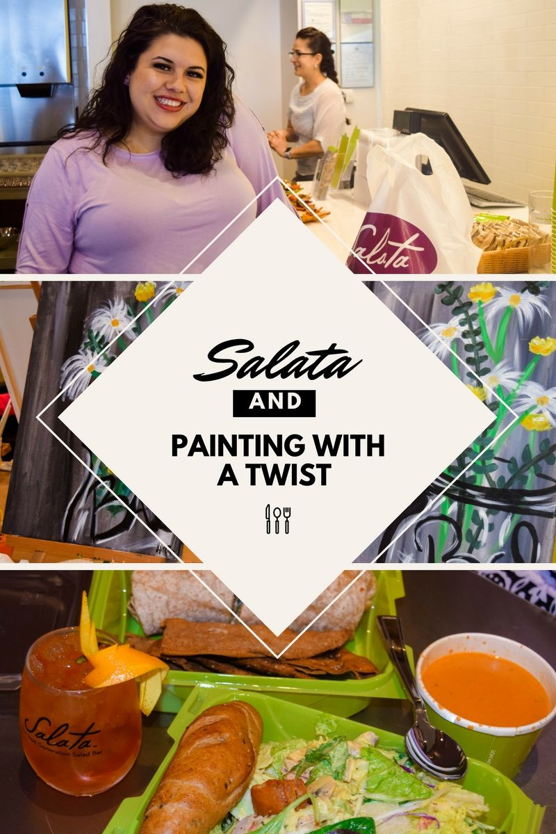 Salata Is A Great Place To Eat For Busy People On The Go That Want