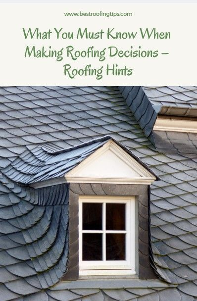 If You Have Ever Suffered From A Damaged Roof You Know
