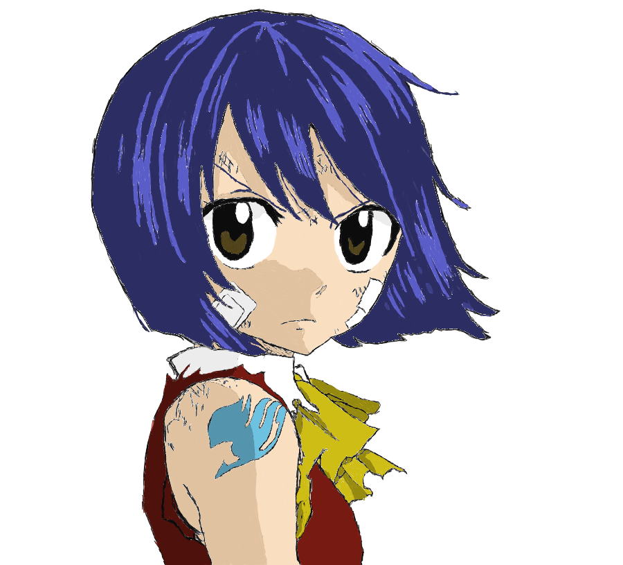 Wendy Marvell Short Hair Chapter 388 By Dusklordaltager On