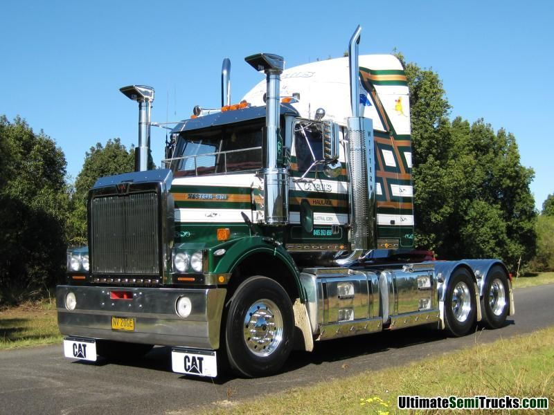 Ultimatesemitrucks Com Australian Trucks Western Star Western