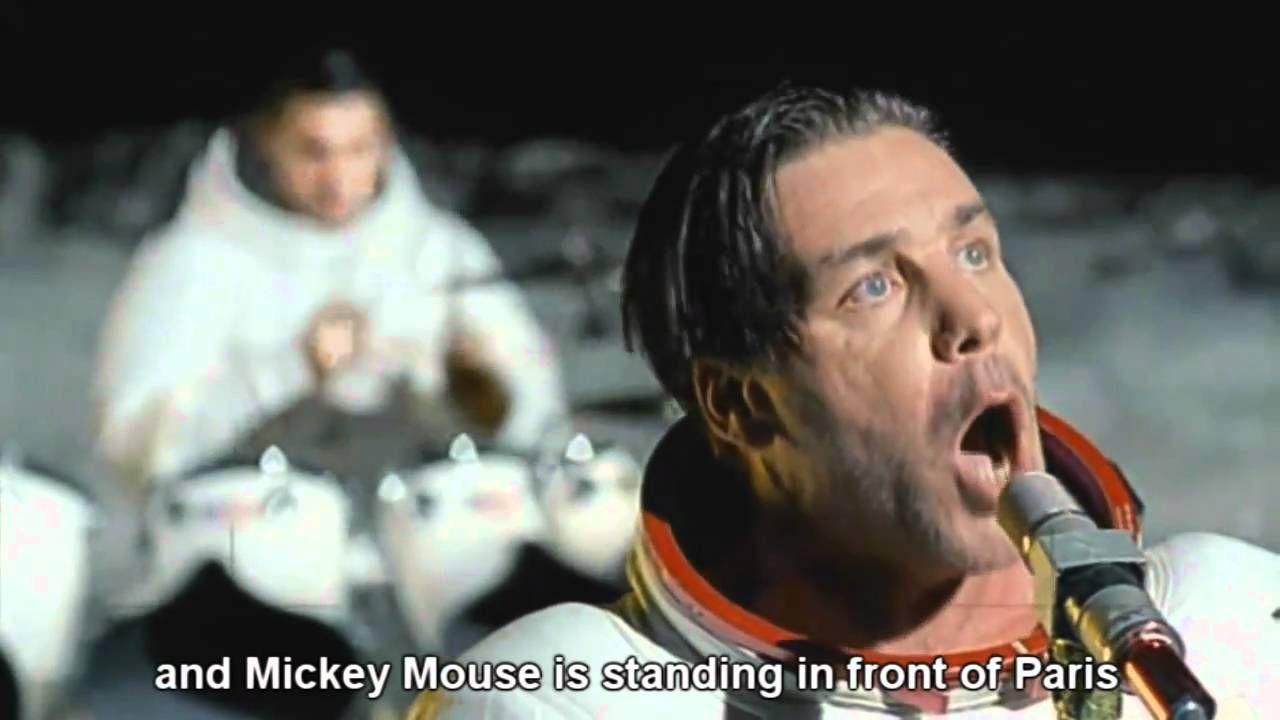 Rammstein - America (English Subtitles)